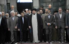 تجدید میثاق متفاوت هیات دولت با آرمان های امام خمینی(س)