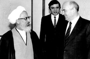 سالروز نامه تاریخی امام خمینی(س) به گورباچف
