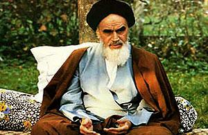 مصاحبه امام خمینی