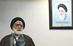 حجت الاسلام سیدمهدی طباطبایی