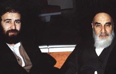 مکتوب عرفانی امام به سید احمد خمینی به همراه هدیه کتاب آداب الصلوه