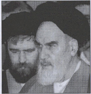 نقش سید احمد در کنار امام در دوران دفاع مقدس