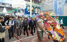 تجدید میثاق خبرنگاران با آرمان های امام خمینی(س)