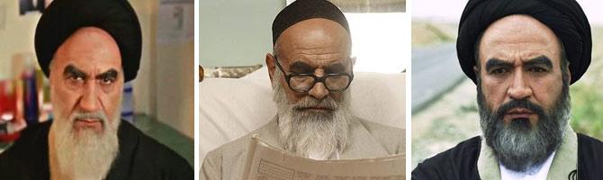 بازی در نقش امام خمینی