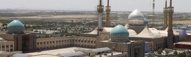 آماده سازی حرم امام خمینی