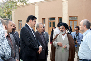 بازدید سفیر روسیه از بیت امام در خمین