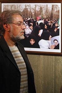 امضای امام پشت عکسم