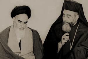 امام خمینی و مسیحیت