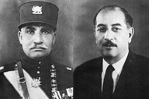 رضاشاه و حسن البکر