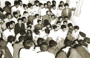 نسل دانشگاهی و امام خمینی