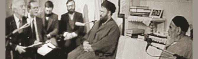 پیام امام خمینی به گورباچف