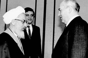 ماجرای نامه امام به گورباچف