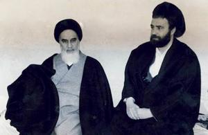 امام و سید احمد خمینی