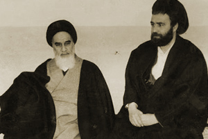 امام و سید احمد