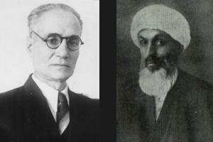 سید احمد کسروی  شریعت سنگلجی