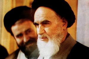 امام خمینی و سید احمد