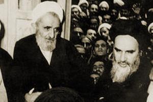 امام خمینی و شیخ مجتبی قزوینی