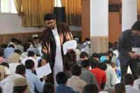 جوانان افغان از طریق کتابخوانی با شخصیت امام خمینی(س) آشنا می شوند