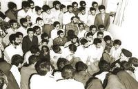 پیوند نسل جوان دانشگاهی با امام خمینی از روزهای آغازین نهضت