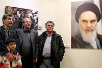 عکاسی از ورود امام تا روز ارتحال