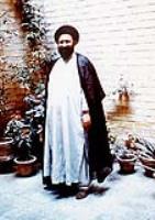 گفتگو با آیت الله سید محمد سجادی درباره خاطرات حضورشان در کنار حاج آقا مصطفی در نجف