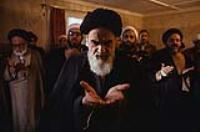 خلافِ آمدِ عادت در تصویر امام خمینی (ره)