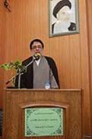 حجت الاسلام حبیب الله موسوی:عمل به پیام امام در منشور برادری لازم و ضروری است