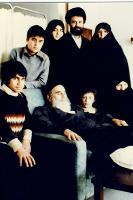 خاطرات نزدیکان از یادگار امام