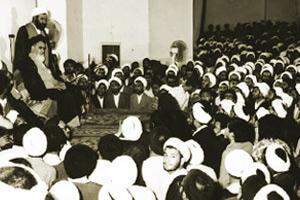 امام خمینی و روحانیون