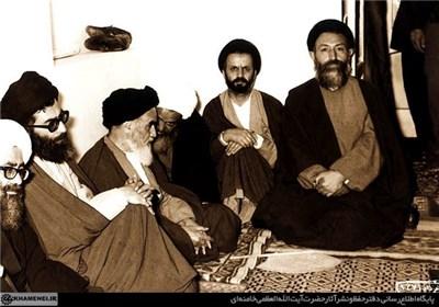 ترور شخصیت شهید بهشتی