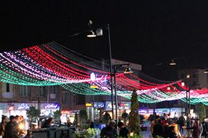 آذین بندی در تهران