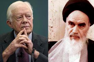 امام خمینی و کارتر