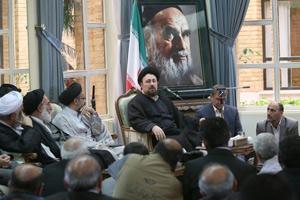 مدیران اجرایی استان البرز با آرمان های امام