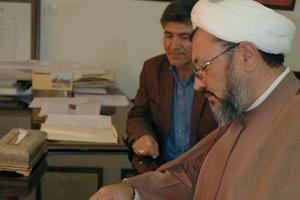 حجت الاسلام عباس کمساری