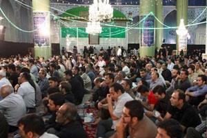 احیا در حرم امام خمینی
