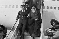 ورود امام به میهن به روایت تصویر