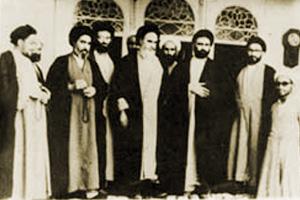 امام خمینی در نجف