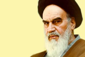 پیام تشکر امام خمینی از دولت  و ملت فرانسه
