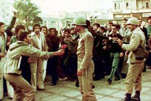 ارتشیان در انقلاب