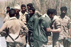 شیوه رهبری امام در چند عملیات دفاع مقدس