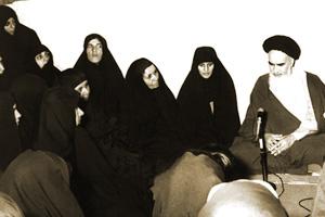 پیام امام در حوزه زنان