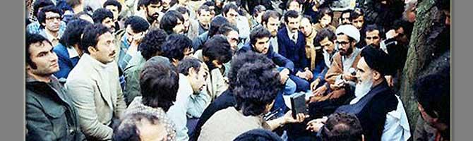 انعکاس بازگشت امام در رسانه ها