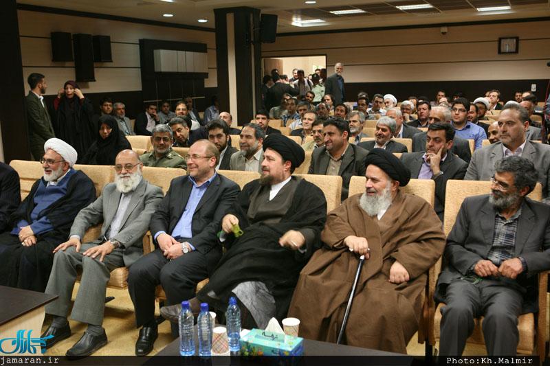 مرکز ترویج یاد، نام و اندیشه امام خمینی در شهرداری تهران افتتاح شد