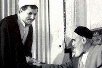 انتصاب آقای هاشمی رفسنجانی به سمت جانشین فرماندهی کل قوا به فرمان امام