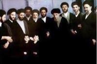 پیام امام خمینی به مناسبت  شهادت جمعی از خاندان حکیم بدست رژیم بعث عراق