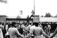 رفتارشناسی امام در قبال اشغال سفارت امریکا