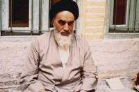 نخستین مصاحبه مطبوعاتی  امام خمینی(س)