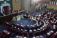 تشکیل اولین مجلس خبرگان  قانون اساسی با پیام امام خمینی(س)