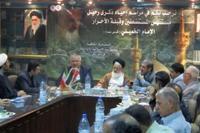 نشست «اندیشه  امام خمینی(س) در مقابل استبداد و استکبار جهانی» برگزار شد
