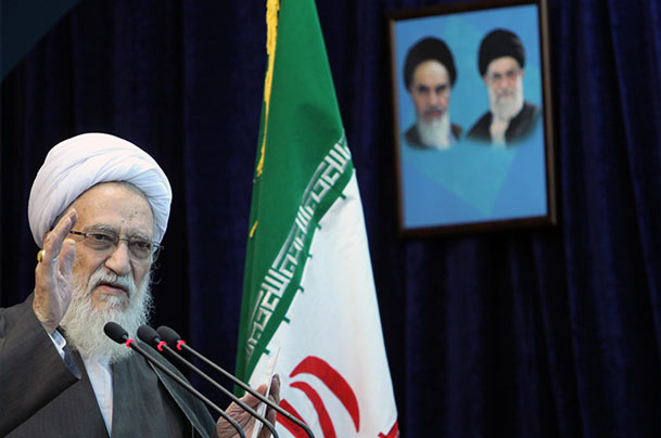 اهانت به حاج حسن آقا در حرم امام از منظر مقام معظم رهبری به شدت محکوم است